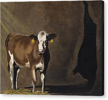 Help Me Canvas Print by Twyla Francois
