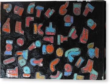 Cr-11 Canvas Print by Radoslaw Zipper