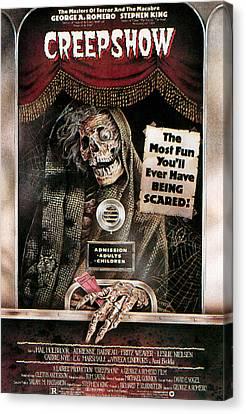 Creepshow, 1982 Canvas Print by Everett