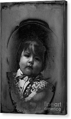 Cuenca Kids 787 Canvas Print by Al Bourassa