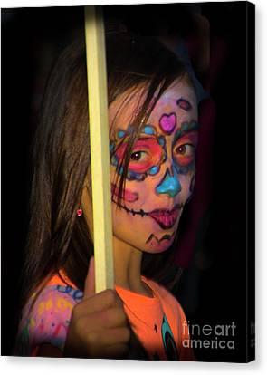 Cuenca Kids 870 Canvas Print by Al Bourassa
