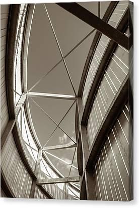 Curve Six Canvas Print by Wim Lanclus