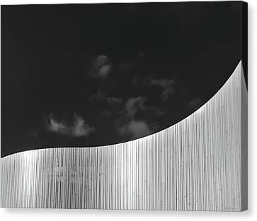Curve Two Canvas Print by Wim Lanclus