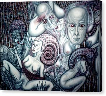 CX Canvas Print by Leigh Odom