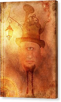 Cyclops Canvas Print by Arvydas Butautas