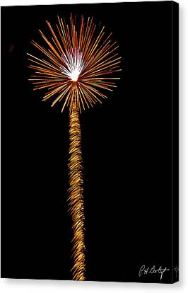 Dandelion Canvas Print by Phill Doherty