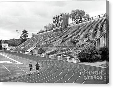 Dartmouth College Memorial Field Canvas Print by University Icons