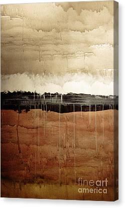 Dawn Canvas Print by Brian Drake - Printscapes