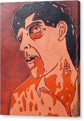 Dawn Of The Dead Print 5 Canvas Print by Sam Hane
