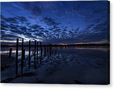 Dawns Early Light Canvas Print by John Vose