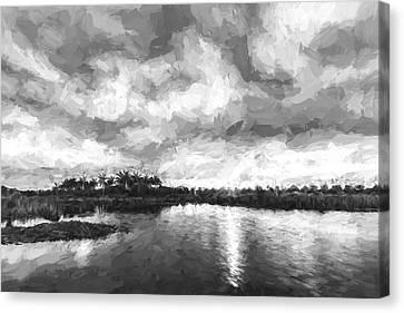 Day Beginning IIi Canvas Print by Jon Glaser