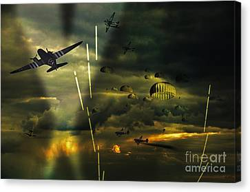 Day Of Days Canvas Print by J Biggadike
