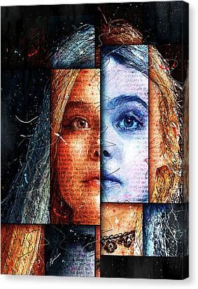 Daydreamer Canvas Print by Gary Bodnar