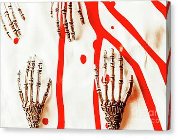 Deadly Design Canvas Print by Jorgo Photography - Wall Art Gallery