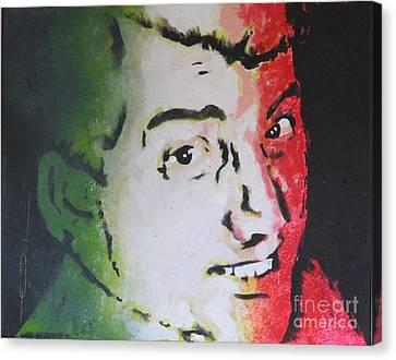 Dean Martin - Italian American Canvas Print by Eric Dee