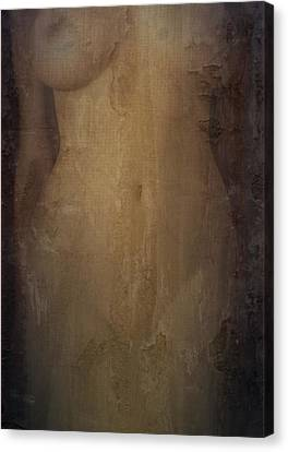 Decaying Memory Canvas Print by Scott  Wyatt