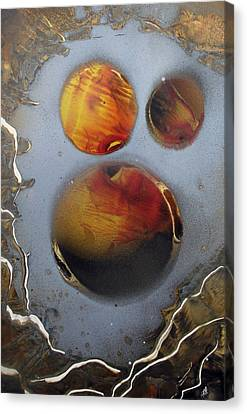 Deep Space Canvas Print by Arlene  Wright-Correll