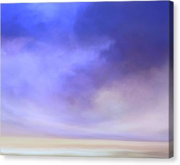 Desert Breeze Canvas Print by Lonnie Christopher