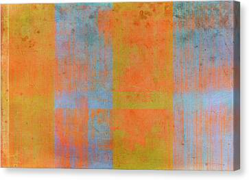 Desert Mirage Canvas Print by Julie Niemela