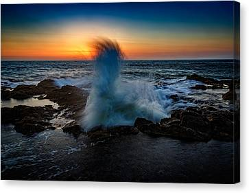Devil's Churn Canvas Print by Rick Berk