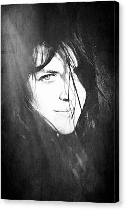 Diana's Eye Canvas Print by Loriental Photography