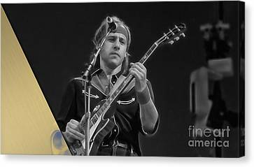 Dire Straits Collection Canvas Print by Marvin Blaine