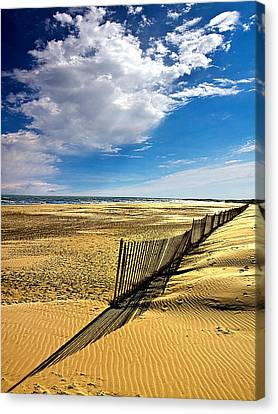 Distant Shores Canvas Print by Phil Koch