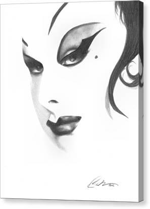 Divine16 Canvas Print by Bruce Lennon