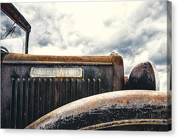 Dodge Brothers Canvas Print by Humboldt Street