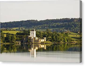 Doe Castle, County Donegal, Ireland Canvas Print by Peter McCabe