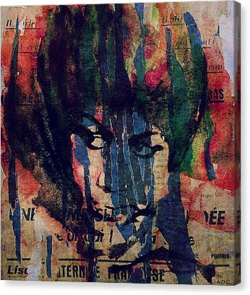 Don't Play That Song  Canvas Print by Paul Lovering