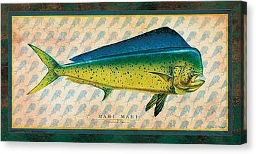 Dorado Canvas Print by Jon Q Wright