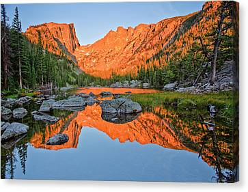 Dream Within A Dream Canvas Print by Jennifer Grover