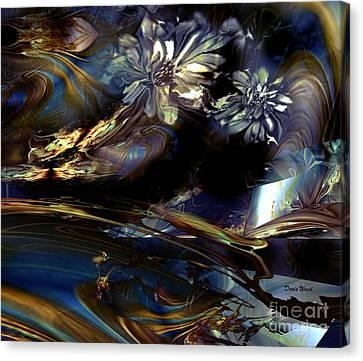 Dreamscape Canvas Print by Doris Wood