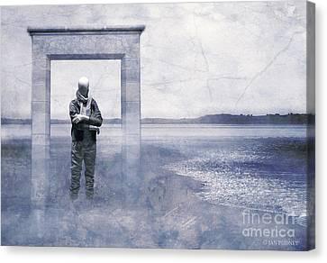 Dreamscape Canvas Print by Jan Pudney