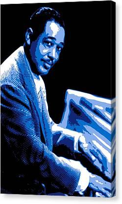 Duke Ellington Canvas Print by DB Artist