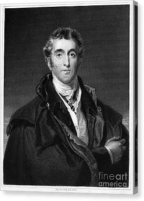Duke Of Wellington Canvas Print by Granger