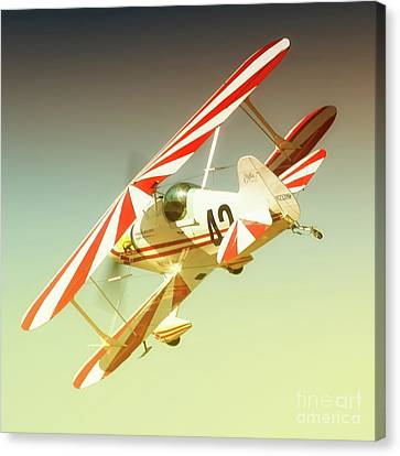 Earl Allen And Pitts Race 42 The Other Woman Canvas Print by Gus McCrea