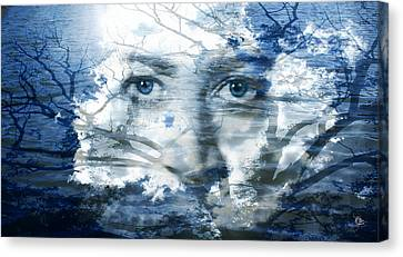Earth Wind Water Canvas Print by Christopher Beikmann