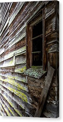Echoes Of Time Canvas Print by Karen Wiles
