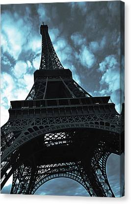 Eiffel Tower Canvas Print by Fine Arts