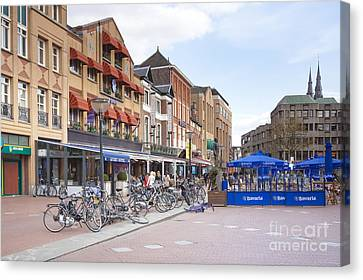 Eindhoven Canvas Print by Andre Goncalves