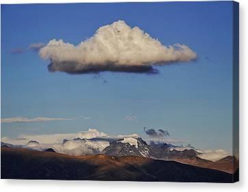 El Alto View 16 Canvas Print by Skip Hunt