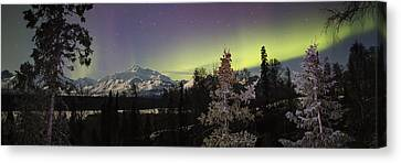 Elevate Canvas Print by Ed Boudreau