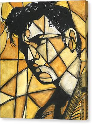 Elvis Presley Canvas Print by Photography AndArtwork