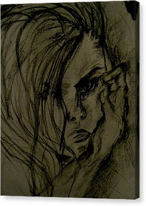 Emotion Canvas Print by Ani Koch