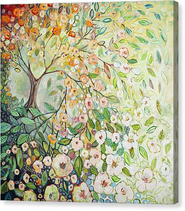 Enchanted Canvas Print by Jennifer Lommers