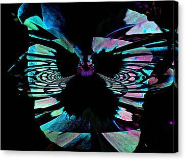 Enchanting Beauty Canvas Print by Shirley Sirois