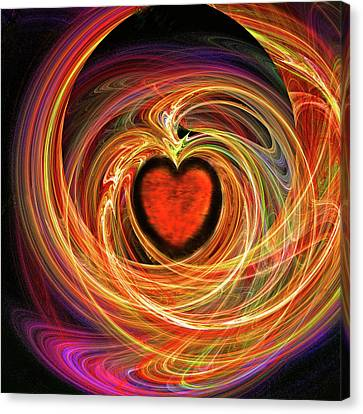 Encompassing  Love Canvas Print by Michael Durst