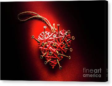 End Of Heartache Canvas Print by Jorgo Photography - Wall Art Gallery